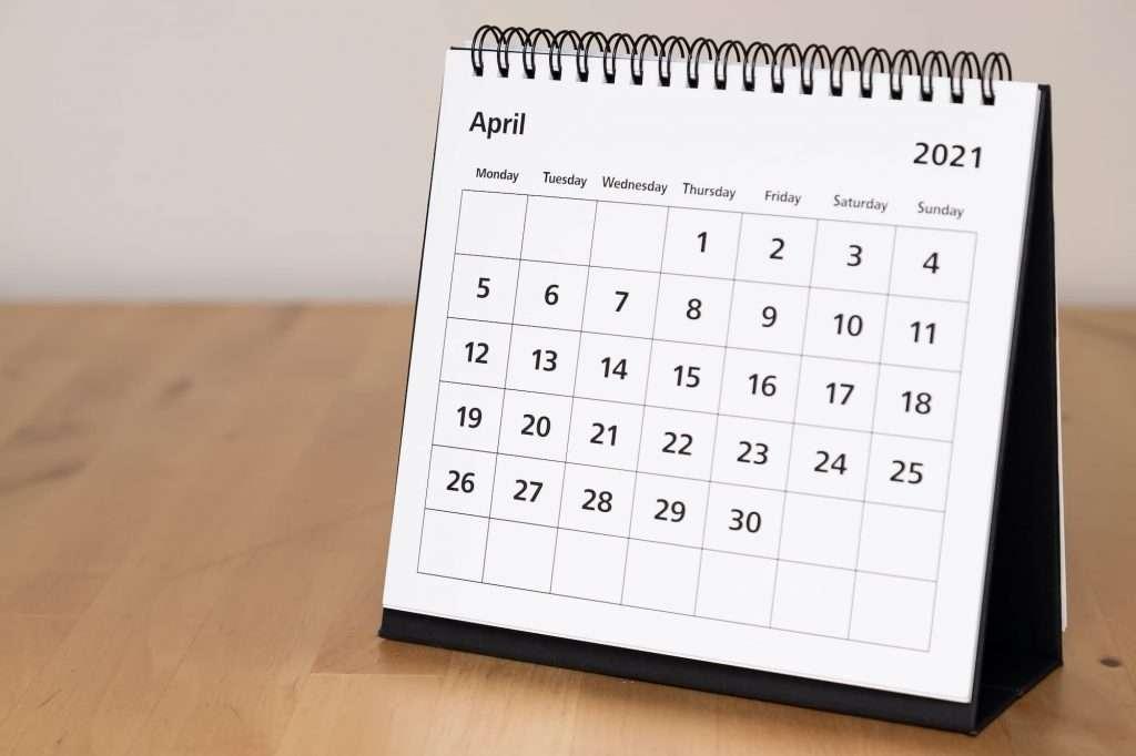 Key changes for April 2021 - Centric HR