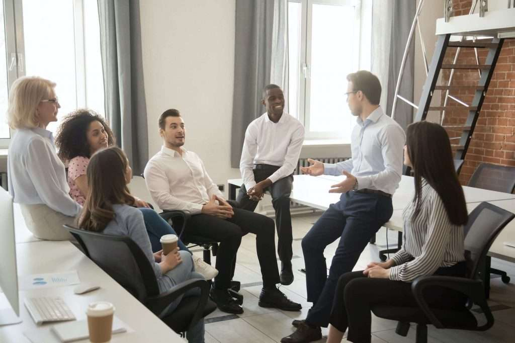 Remaining mindful of wellbeing in our return to work - Centric HR