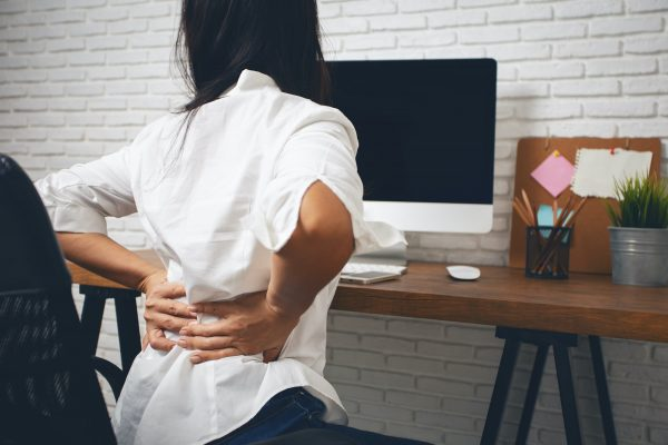 Health problems on the increase from home working - Centric HR